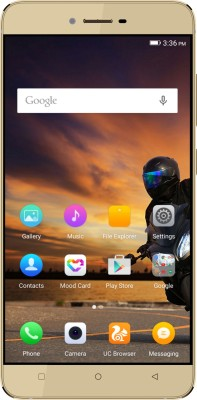 Gionee S6 (Gold, 32 GB)(3 GB RAM) at flipkart