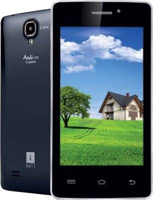iBall Andi 4 IPS Tiger (Royal Blue, 4 GB)