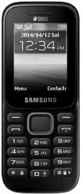 Samsung Guru Music 2(Black)  available at flipkart for Rs.1760