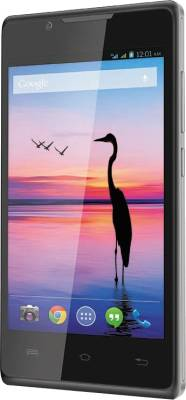 Lava Flair P1 (Black, 2 GB)