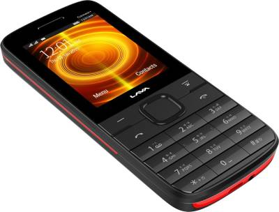 Lava KKT Connect Plus (Black & Red)