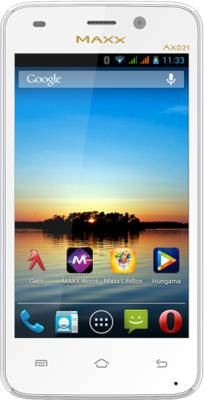 Maxx MSD7 Smarty-AXD21 (White, 4 GB)