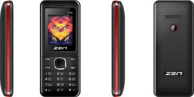 Zen X28(Black & Red) 1
