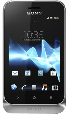 Sony Xperia Tipo Dual (Classic Silver, 2.9 GB)(512 MB RAM)
