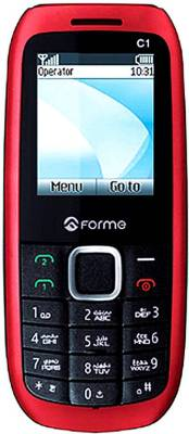 Forme C1Plus (Red)