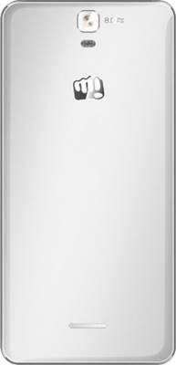 Micromax Canvas HD Plus A190 Dual Sim - White (White, 8 GB)