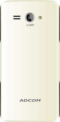 Adcom Thunder A50 (White, 512 MB)