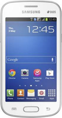 Samsung Galaxy Trend (Ceramic White, 4 GB)