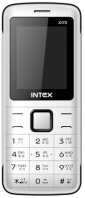 Intex Eco205(White, Black)