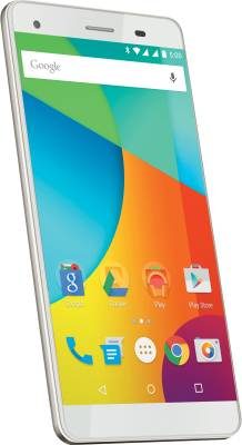 Lava Pixel V1 with Android One (White, 32 GB)