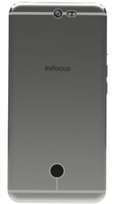 InFocus M812 (Silver, 16 GB)