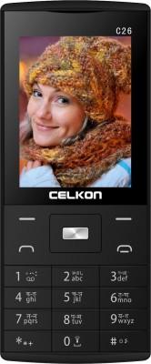 Celkon C26(Black)