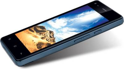 iBall Andi 4.5V Baby Panther (Black and Blue, 8 GB)