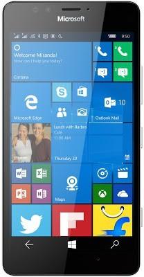 Microsoft Lumia 950 (White, 32 GB)(3 GB RAM)