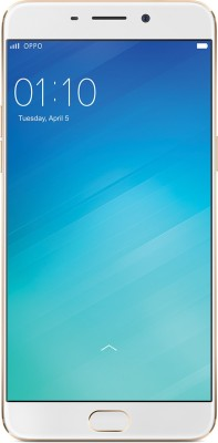 OPPO F1 Plus (Gold, 64 GB)(4 GB RAM) at flipkart