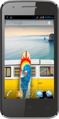 Micromax Bolt A089 (Black, 4 GB)(512 MB RAM) at flipkart