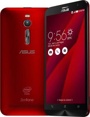 Asus Zenfone 2 ZE550ML (Red, 16 GB)
