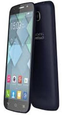 Alcatel POP C7 Yarish (Bluish Black , White , Red, 4 GB)