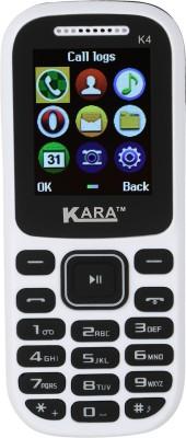 Kara K-4(White & Black) 1