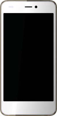 Micromax Canvas Knight Cameo A290 (White +Gold, 8 GB)(1 GB RAM) at flipkart
