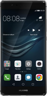 Huawei P9 (Titanium Grey, 32 GB)(3 GB RAM) at flipkart