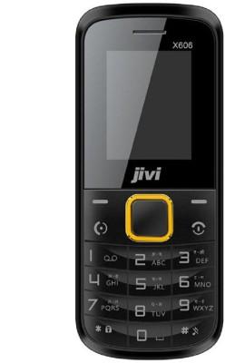 Jivi X606(Black & Yellow)