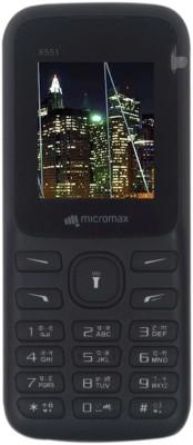 Micromax X551(Black) 1