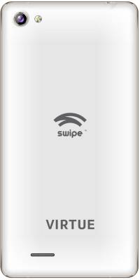 Swipe Virtue (White, 16 GB)