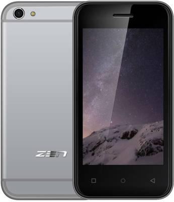 Zen Admire Curve (Silver, 4 GB)