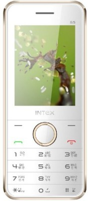 Intex TURBO(White, Silver)