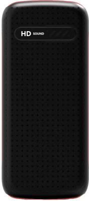 Jivi 12M (Black Red)