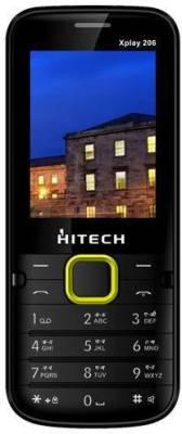 Hitech Xplay 206 (Black & Yellow)