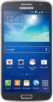 Samsung Galaxy Grand 2 (Black, 8 GB)