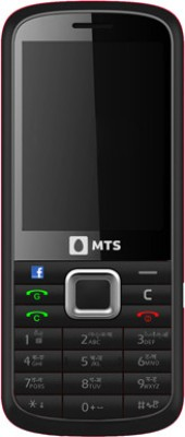 MTS Dual CG 131(Black) at flipkart