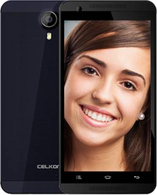 Celkon Millennia Me Q54 Plus Dual Sim (Blue, 1 GB)