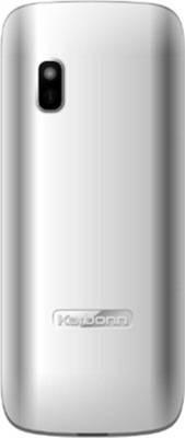 Karbonn K105s (White, Grey)