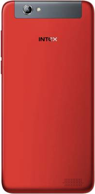 Intex Aqua Xtreme V (Red, 16 GB)