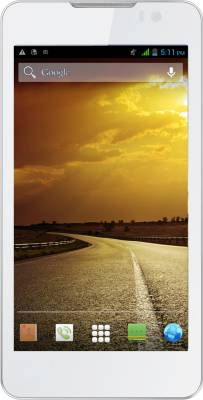 Micromax Canvas Blaze HD EG116 (White, 2.5 GB)