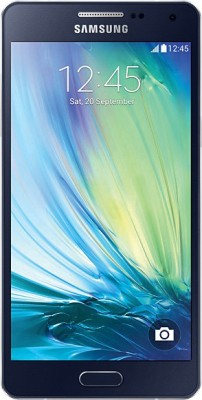 Samsung Galaxy A5 (Midnight Black, 16 GB)(2 GB RAM) at flipkart