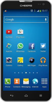 Cheers Smart Turbo (Dark Blue, 4 GB)