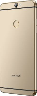 Coolpad Max A8 (Gold, 64 GB)
