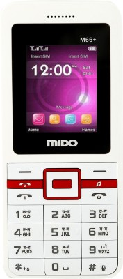 Mido M-66+(White & Red)