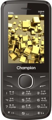 BSNL Champion SQ 241(Black)