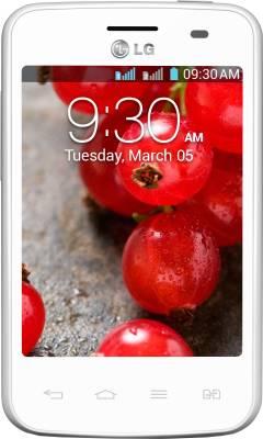 LG Optimus L3 II E435 (White, 4 GB)