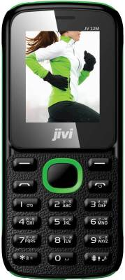 Jivi 12M (Black and Green)