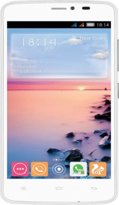 Gionee Ctrl V4S (White, 8 GB)(1 GB RAM) at flipkart