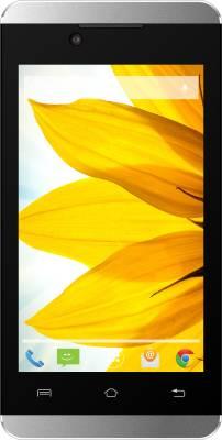Lava Iris 404s (Silver, 4 GB)