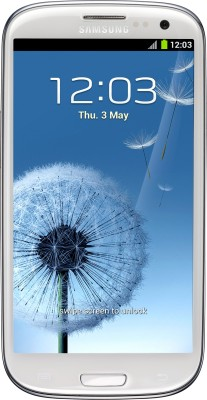Samsung Galaxy S3 (Samsung I9300) 16GB White Mobile