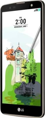 LG Stylus 2 Plus (Brown, 16 GB)