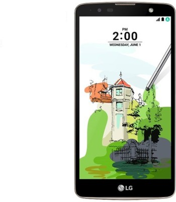 LG Stylus 2 Plus (Brown, 16 GB)(3 GB RAM) at flipkart